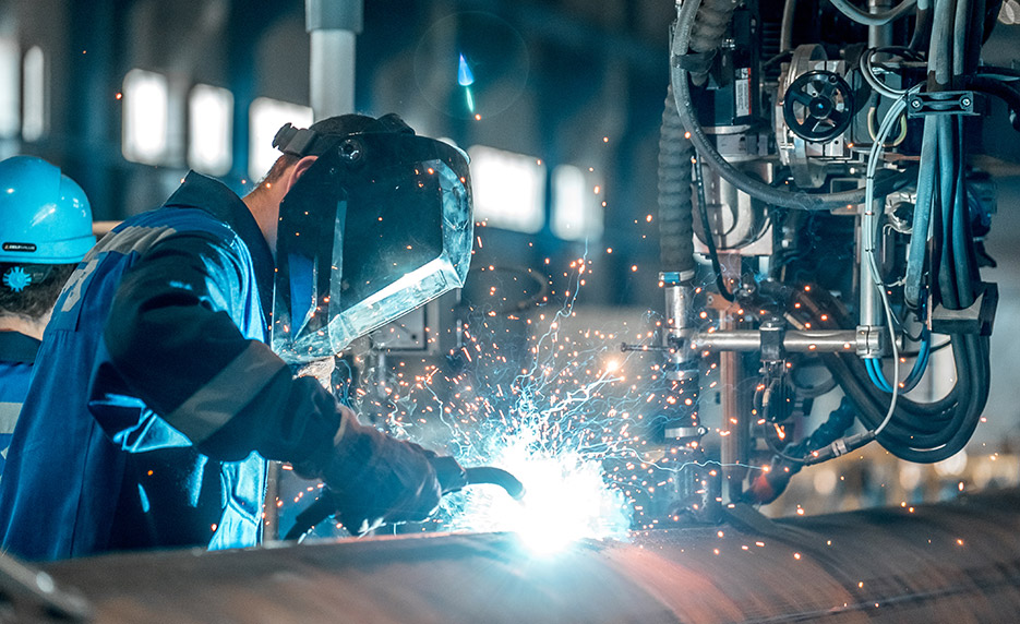 Welder's Website SEO Case Study – Everhold Welding